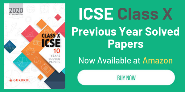 ICSE Class 10 Previous Year Question Paper Book