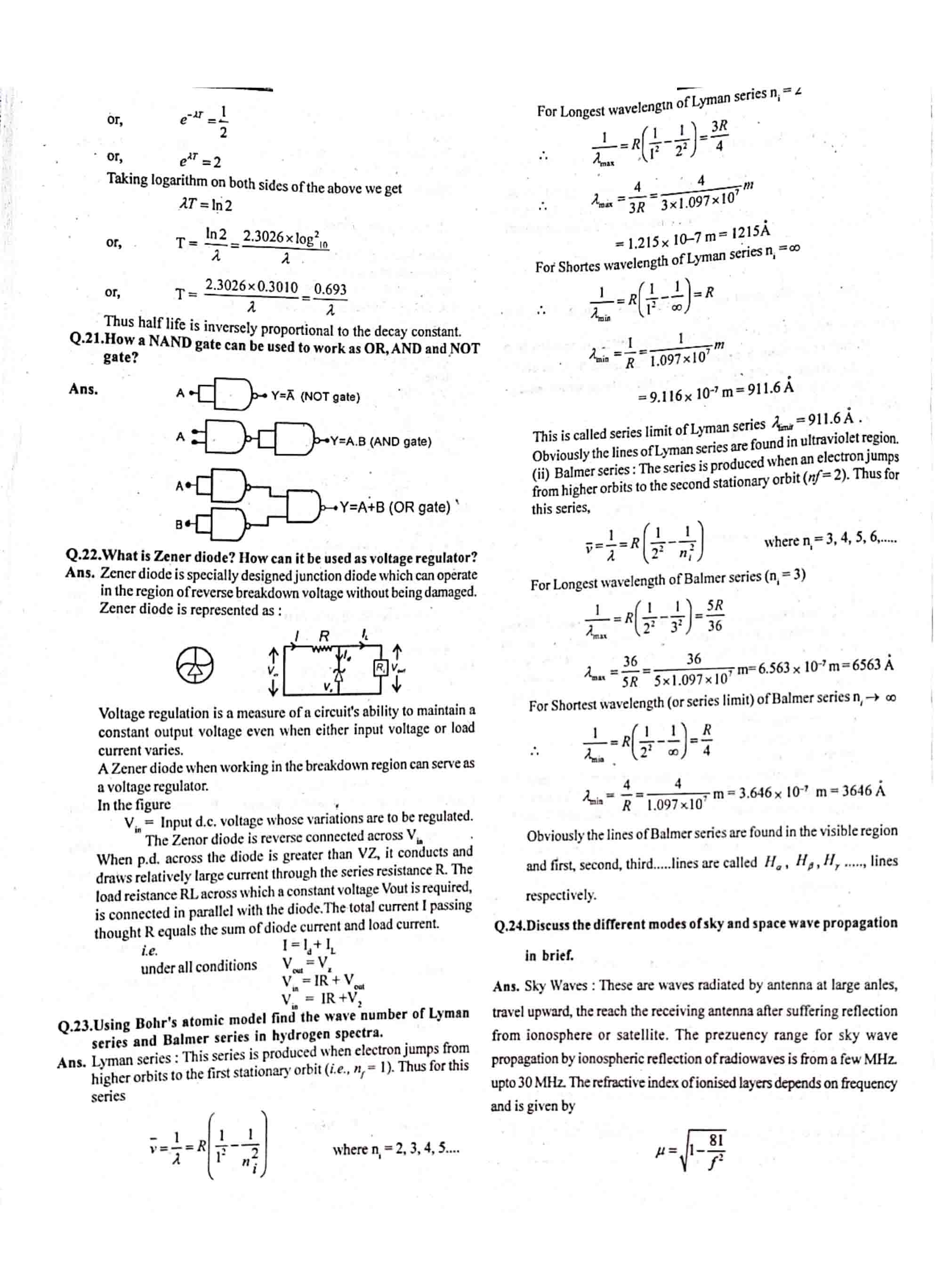 JAC Class 12 Physics 2013 Question Paper 04