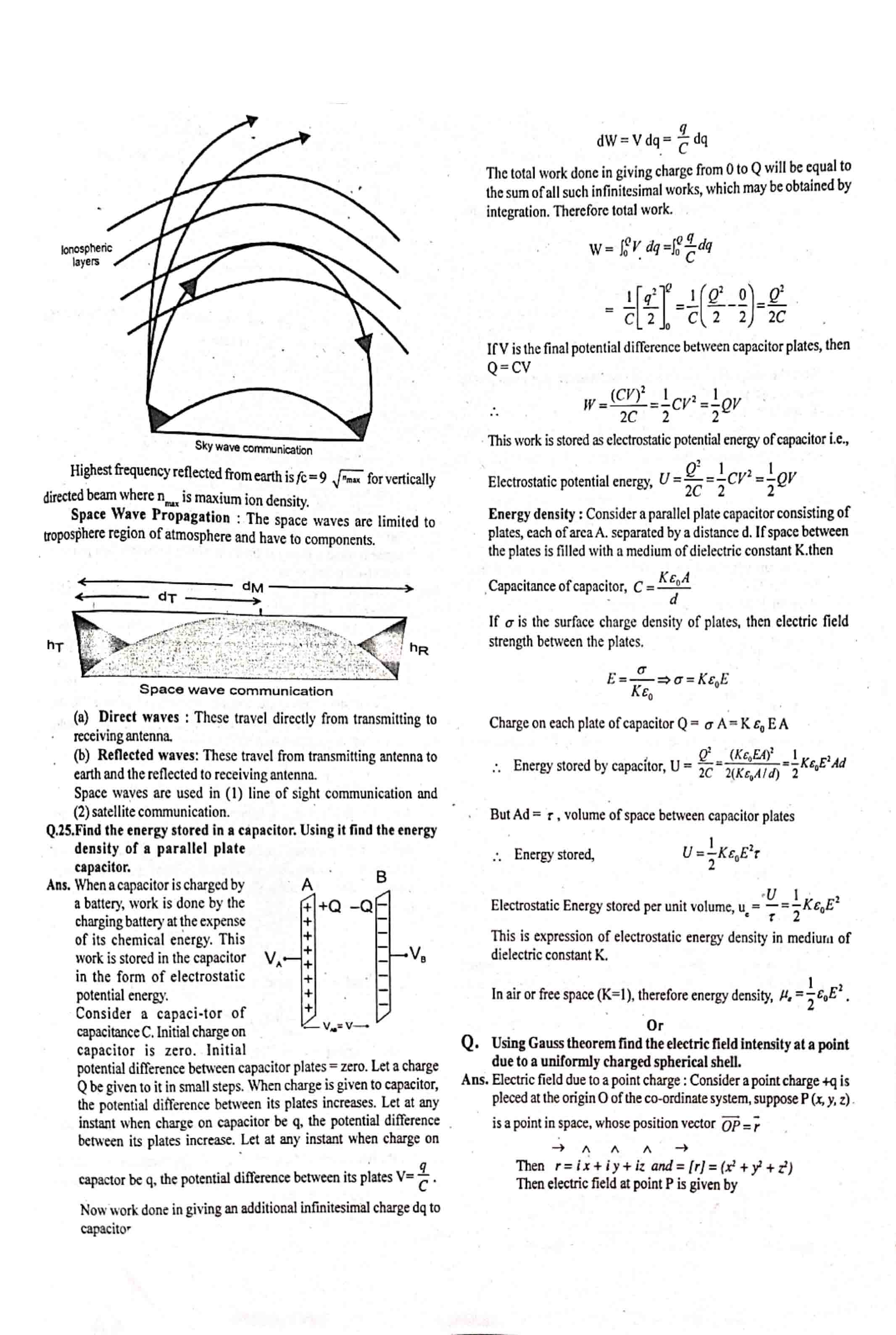 JAC Class 12 Physics 2013 Question Paper 05