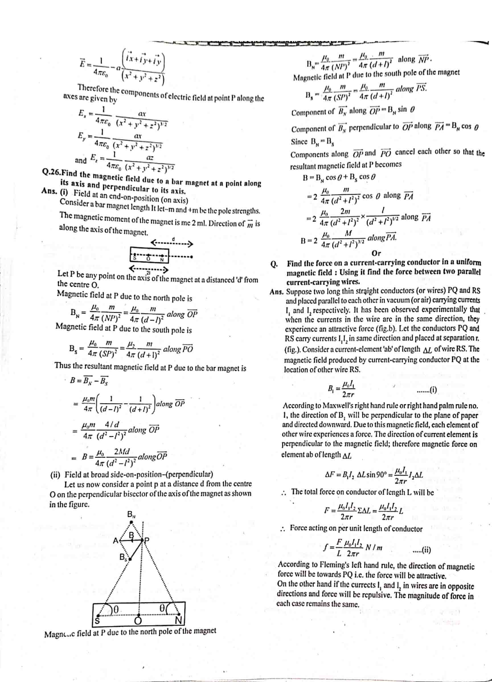 JAC Class 12 Physics 2013 Question Paper 06